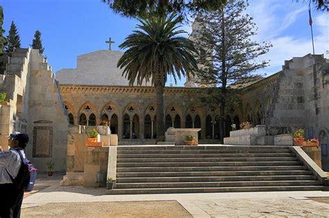 church of the pater noster jerusalem all about jerusalem israel