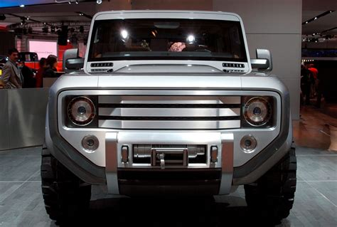 ford mini bronco interior exterior release date