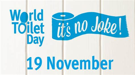 world toilet day national awareness days calendar