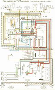 Vw Bus Wiring Diagram
