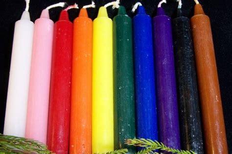 l utilisation des couleurs de bougies dans les rituels de magie les sortil 232 ges les talismans