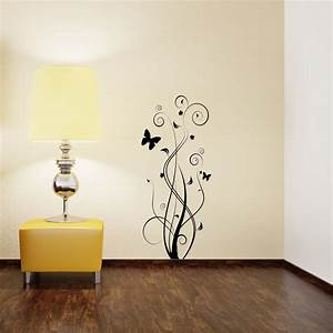 wall stickers butterflies purple butterfly decals cheap With kitchen cabinets lowes with pink butterfly wall art