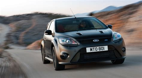 Ford Focus Rs500 (2010) First Official Pictures