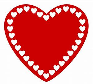 Valentine39s Day Clipart Beautiful Heart Pencil And In