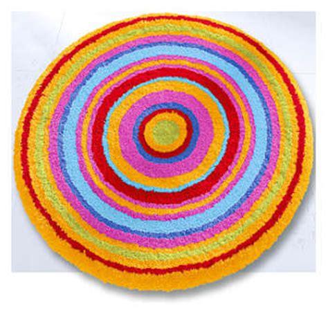 mandala colorful  bathroom rugs  rugs