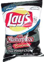 Lay's KC Masterpiece Barbecue Potato Chips