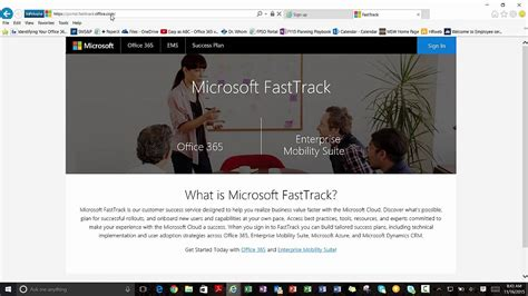 Office 365 Portal Not Working by Office 365 Fasttrack Portal Extending A Trial
