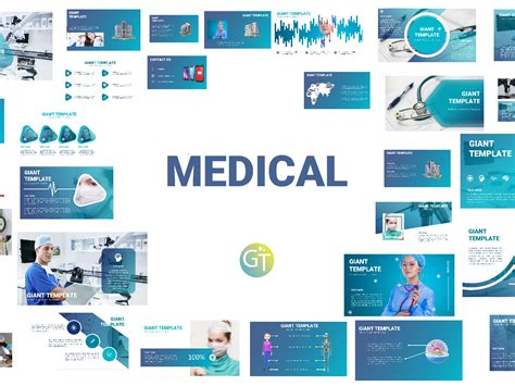 medical powerpoint templates    giant