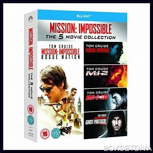 Mission Impossible 5 : mission impossible 5 movie collection boxset brand new blu ray region free ebay ~ Medecine-chirurgie-esthetiques.com Avis de Voitures