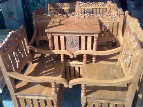 wood furniture gallanera ilocos sala set  sale