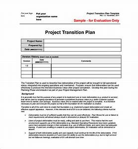 project plan template 23 free word excel pdf format With executive transition plan template