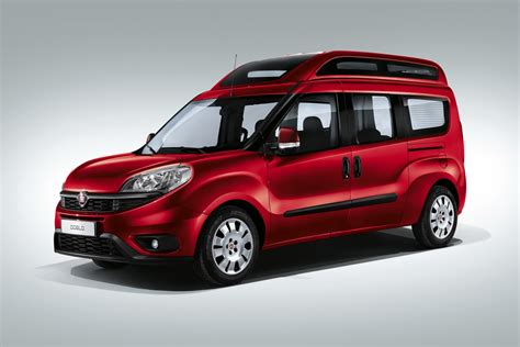 Fiat Diablo fiat launches facelifted doblo mpv releases uk pricing