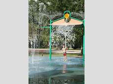 Splash Pad Water Park Bay Minette Alabamatravel