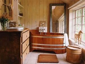Salle De Bain Ancienne Bois. salle de bain ancienne un charme ...