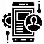 App Mobile Icon Development Icons Flaticon Web
