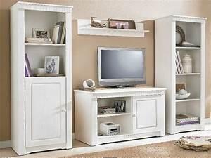 Tv Lowboard Landhausstil : tv lowboard im landhausstil ~ Michelbontemps.com Haus und Dekorationen