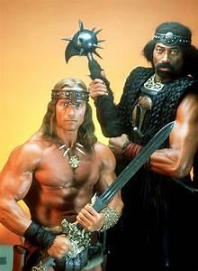 Conan The Barbarian   Arnold Schwarzenegger's Body ...