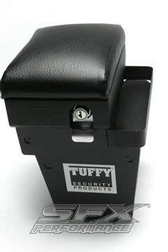 fj cruiser center console locking storage  arm rest