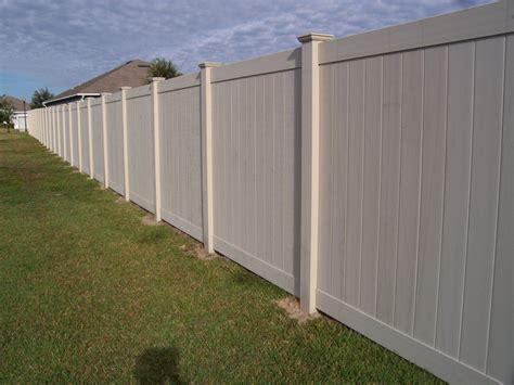 vinyl fence cost vinyl fence costs fences