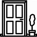 Door Icon Svg Onlinewebfonts