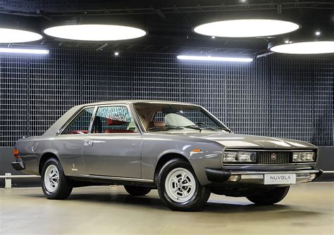 Fiat 130 Coupe by Fiat 130 Coupe 2dr Coupe Nuvola