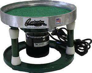 covington automatic vibrating flat lap lapidary glass