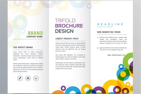 Trfold Brchure Template For Free by 30 Free Brochure Templates Free Pdf Psd Word Indesign