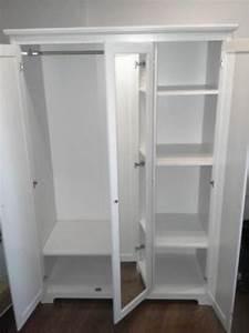 Ikea Weißer Kleiderschrank : gebraucht kleiderschrank aspelund ikea weiss in 76448 durmersheim um 70 00 shpock ~ Eleganceandgraceweddings.com Haus und Dekorationen