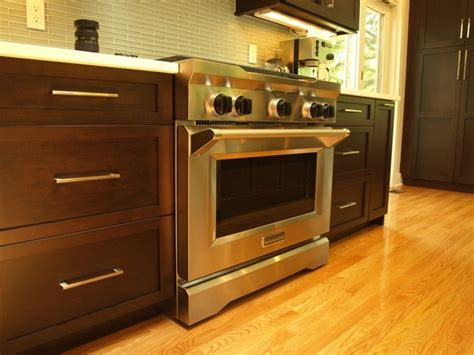 range cover kitchen transitional with kitchenaid range slide in professional transitional