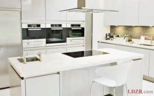 furniture for small kitchens pics photos modern kitchen for small rooms with white furniture simple design