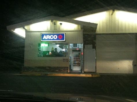 arco gas station gas service stations   tustin