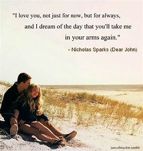 Love Quotes From Movies Dear John. QuotesGram