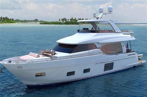 2017 Ocean Alexander 70 Evolution Power Boat For Sale