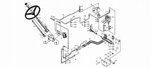Power Steering Assembly  I