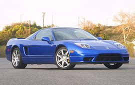 acura nsx curb weight by years and trims