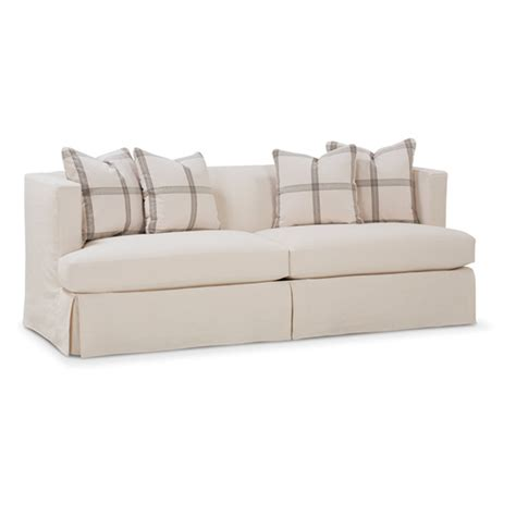 reese slipcover sofa n655 002 rowe slipcovered sofa rowe outlet discount furniture selections