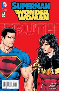 Get In Bed With SUPERMAN/WONDER WOMAN #18 Preview
