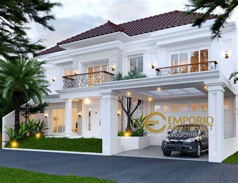 wujudkan model rumah klasik