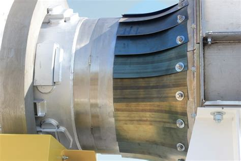 seal options  rotary dryers coolers kilns  drums