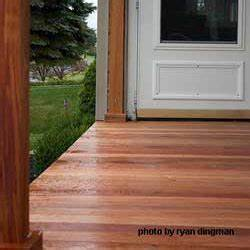 Decking Materials Porch Flooring Tongue and Groove