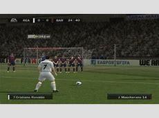 FIFA 14 PS2 Real Madrid Barcelona YouTube