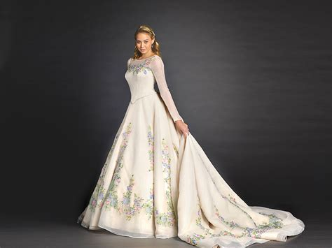 Alfred Angelo Reveals His Disney-inspired Wedding Dresses