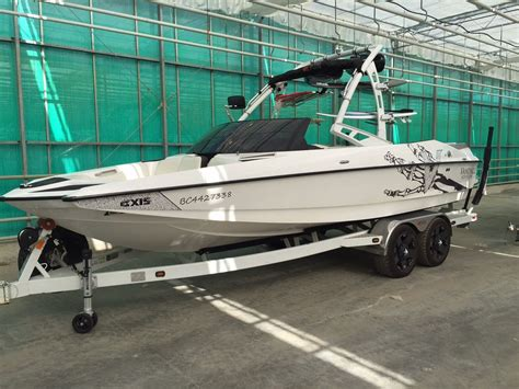 Axis Boats For Sale Canada by Axis A22 Vandall Boat For Sale From Usa