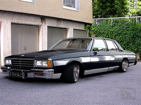 Chevrolet Caprice 1982 Review, Amazing Pictures And