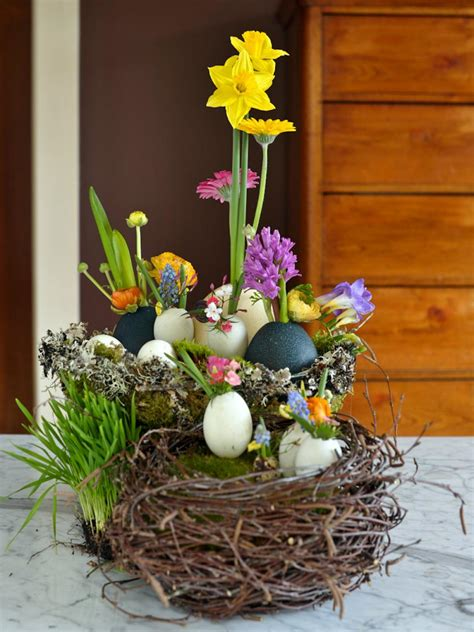 decorations for easter 35 ways to decorate for easter hgtv