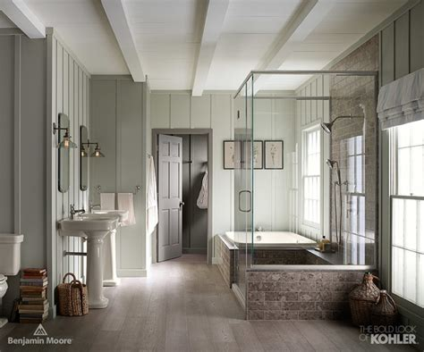 Houzz Bathroom Colors by Farmhouse Bathroom