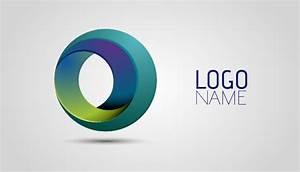 3D Logo Design | Adobe Illustrator Tutorials | Kaukab ...