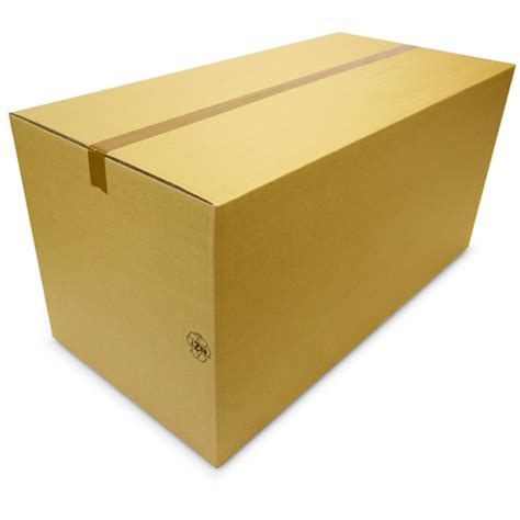 2 Faltkartons DHL Post Paket Kartons 1200 x 600 x 600mm