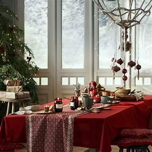 nos idees decoration de noel pour sublimer votre interieur With salle a manger noel