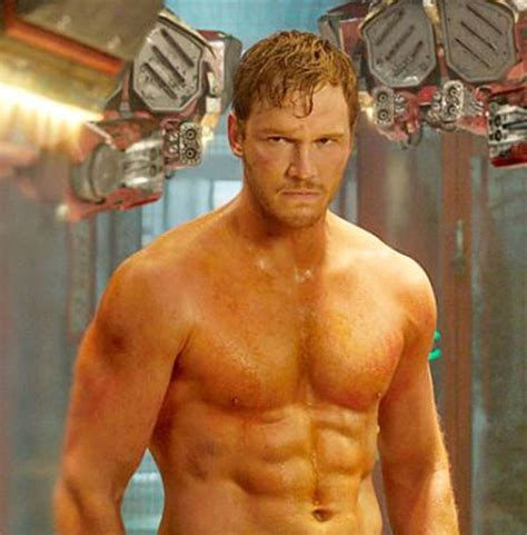 "Chris Pratt Workout: From ""Andy Dwyer"" To Superhero 